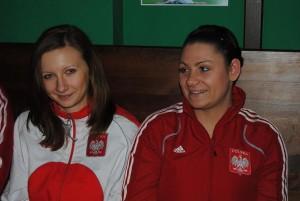 Patrycja i Justyna z medalem mistrzostw kraju!!!