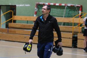 Trener Zbigniew Siwak w kadrze narodowej