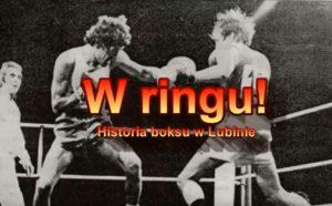 """Historyczny program """"W ringu"""""""