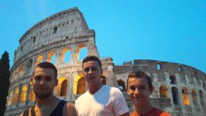 Pięściarskie emocje we włoskim Canale Monterano