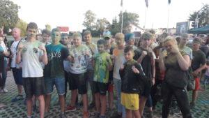 Obóz sportowy Łukęcin 2019