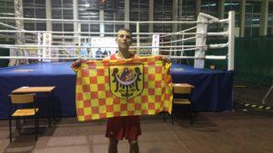 Hubert Cieleń wraca z mistrzostw kraju z medalem!